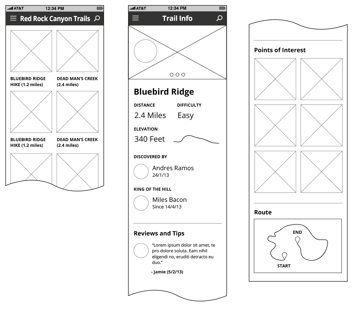 Wireframe-Discover-Trail